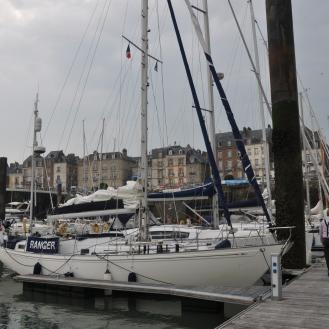 Dieppe, August 2015